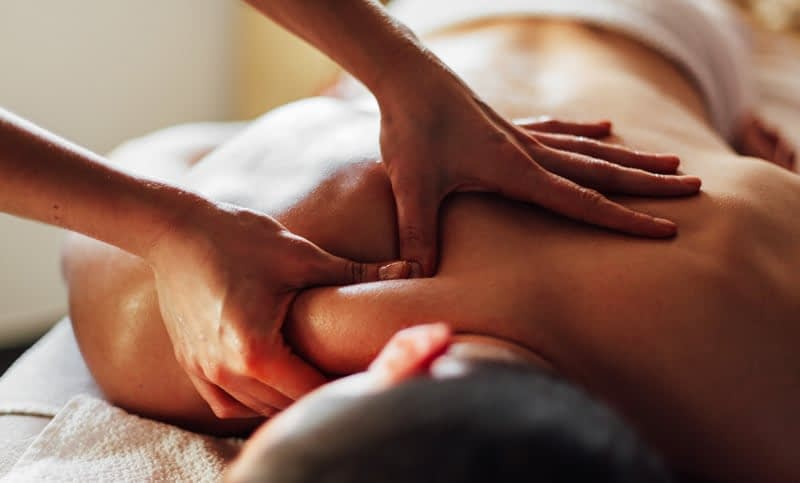 massage teknik